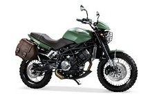 Actualité moto - Moto Morini: Absent à Milan mais une gamme quand même