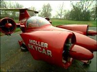 Les voitures volantes arrivent !