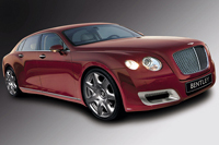 Future Bentley Arnage: Autocar sait des choses...
