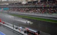 F1-GP de Malaisie: Button surnage dans le déluge !