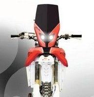 Meca'System propose un kit rallye raid pour la 450 Honda CRF-X... signé Yacouba.