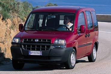 FIAT DOBLO 1.9 JTD 105