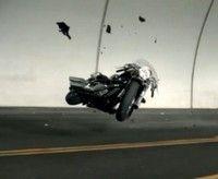 Vidéo moto : les motos ne tombent jamais seules