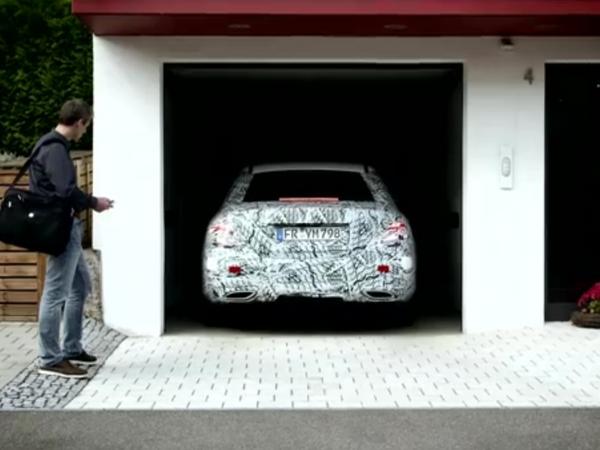 Mercedes montre en vidéo comment fonctionne le parking autonome de la Classe E
