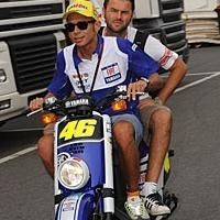 Moto GP - République Tchèque D.3: Rossi gagne par K.O