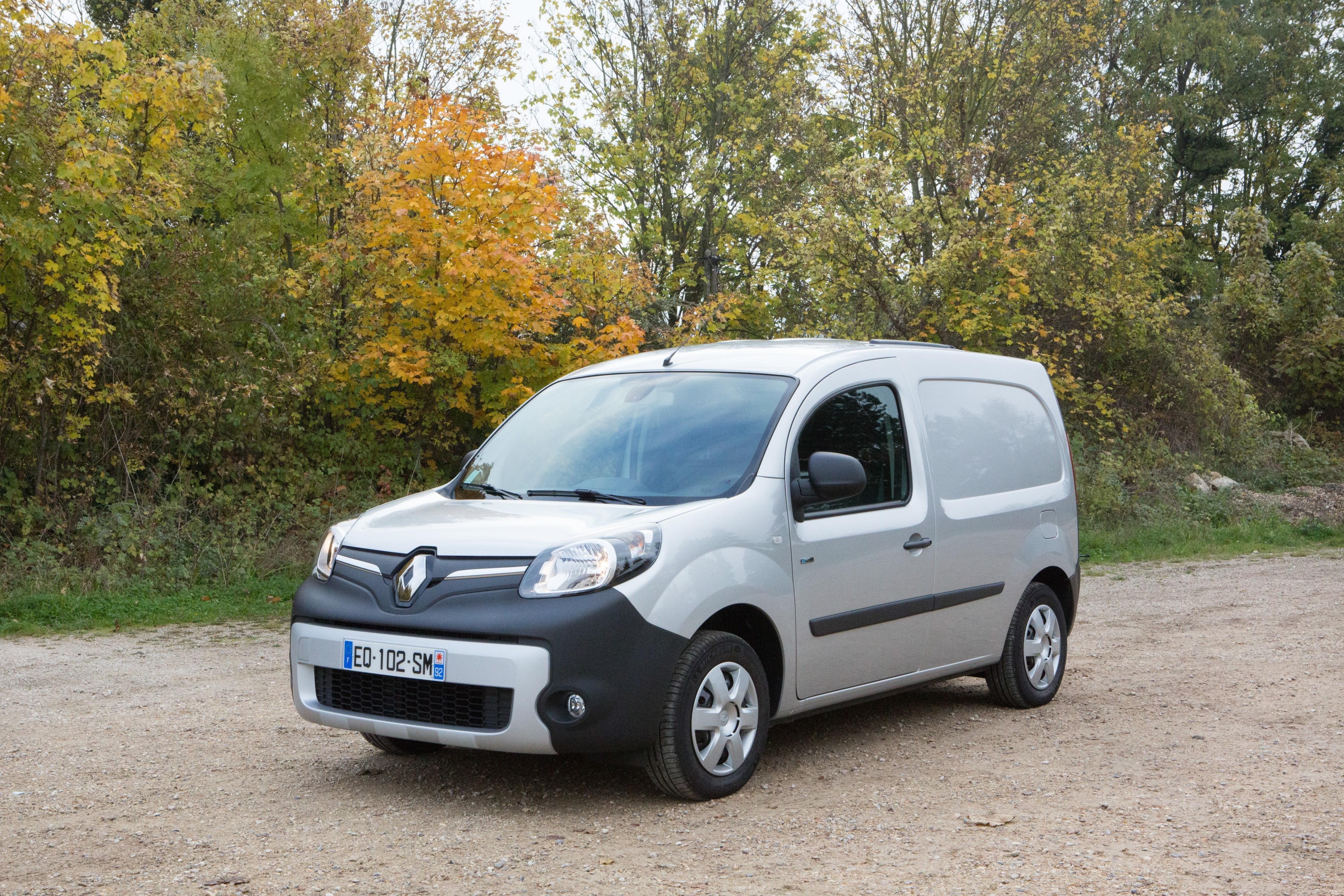 Renault : le Kangoo ZE électrique peut être acheté avec sa