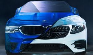 BMW et Mercedes se taquinent pour Halloween