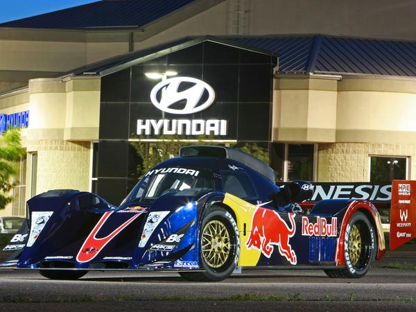 Hyundai envisagerait le développement d'une supercar