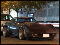 la photo du jour : Chevrolet Corvette C3