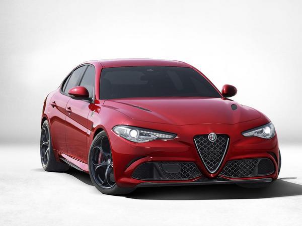 L'Alfa Romeo Giulia à 321 km/h ?