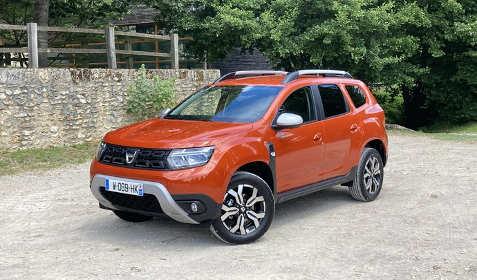 Présentation vidéo - Dacia Duster restylé (2021) : dans la continuité