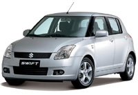 "Suzuki Swift: transmission aux ""quatre coins"""