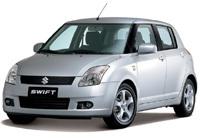 """Suzuki Swift: transmission aux """"quatre coins"""""""