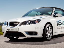 Les tests des Saab 9.3 électriques repoussés à 2011