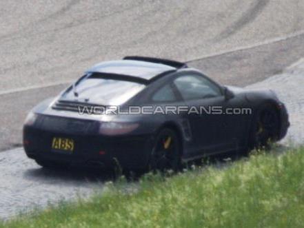 Future Porsche 911 Targa: finalement R.A.S.?