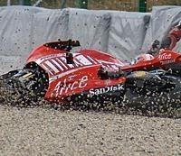 """Moto GP - République Tchèque Stoner: """"Le championnat est maintenant plus délicat"""""""