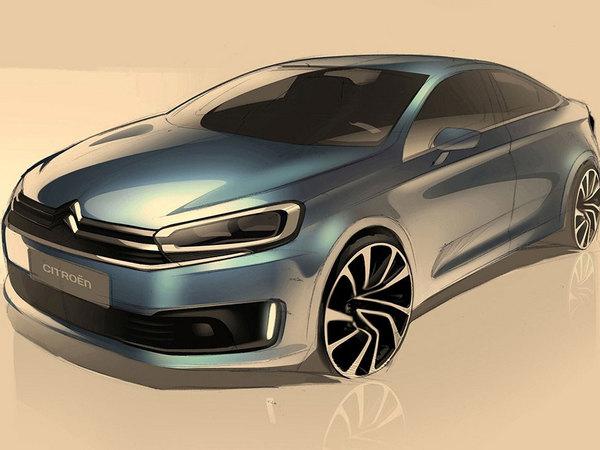Voici la prochaine Citroën C-Quatre