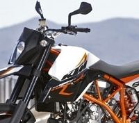 Actualité moto - KTM: 7 000 motos de par le monde au rappel