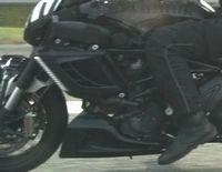 De nouvelles photos volées de la Ducati Diavel