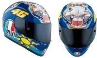 Moto GP - Rossi: AGV vous propose le bonnet d'âne