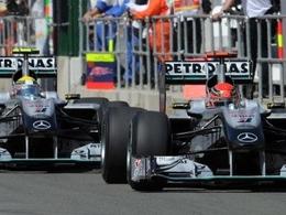 Mercedes GP, priorité à 2011 dès septembre