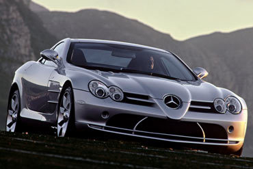 MERCEDES SLR MAC LAREN