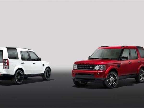 Land Rover : de nouveaux packs pour le Discovery