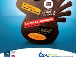 Pour vous rendre aux festivals en Bretagne, optez pour le TER cet été !