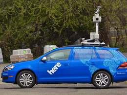 Mercedes, Audi et BMW se battent pour obtenir la cartographie Nokia HERE