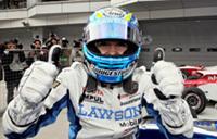 Formula Nippon: Tréluyer 1er vainqueur de l'ère Swift
