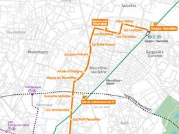 En Île-de-France, le tramway T5 sera lancé en 2012