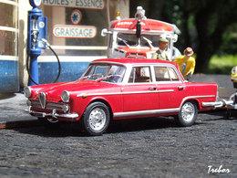 Miniature : 1/43ème - ALFA-ROMEO 2000