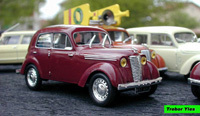 Miniature : 1/43ème - Renault Juvaquatre