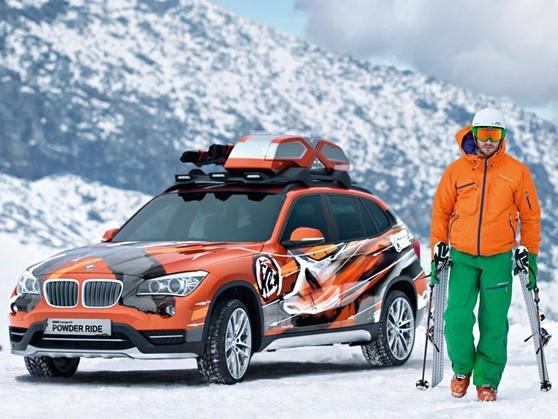 BMW fête le lancement du X1 aux Etats-Unis avec une série spéciale