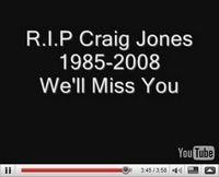 Vidéos du jour : R.I.P Craig Jones...
