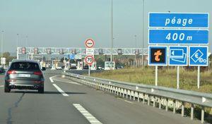 Autoroutes: une hausse des péages déjà actée pour 2020
