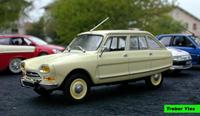 Miniature : 1/43ème - Citroën Ami Super
