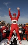 IndyCar-Saint Pétersbourg: Briscoe s'offre la première manche !