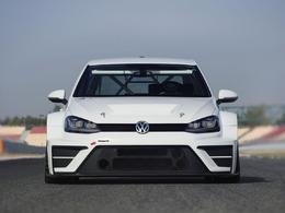 Volkswagen Golf Racecar Concept, comme chez Audi ?