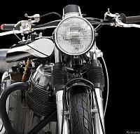 Concept - Raven Motorcycles: Un vintage éclairé disponible