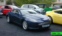 Miniature : 1/43ème - Aston-Martin DB9