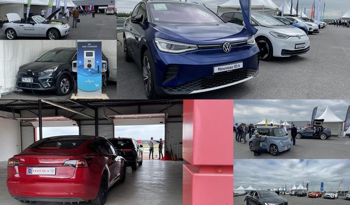 Salon Remoove: découvrez le salon de la mobilité électrique (reportage vidéo)
