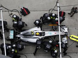 La FIA interdit les faux arrêts aux stands en Formule 1