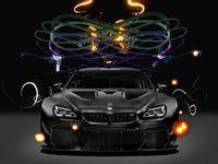 BMW: une nouvelle Art Car qui nécessite l'usage d'un smartphone