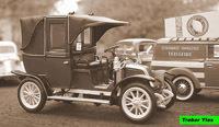 Miniature : 1/43ème - Renault AG-1 Taxi de la Marne