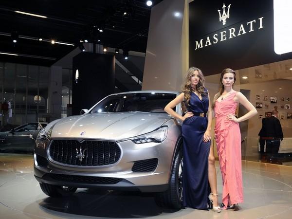 Le 4x4 Maserati n'utilisera pas une plateforme Jeep