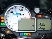 Nouveauté - BMW: l'ABS Pro sur la HP4 pour freiner comme les grands