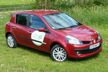 Renault Clio 1.2 16 v TCE By Rip Curl
