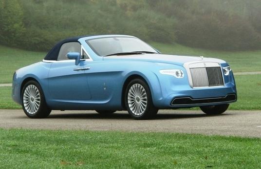 Rolls Royce Hyperion Pininfarina : l'unicité multiple