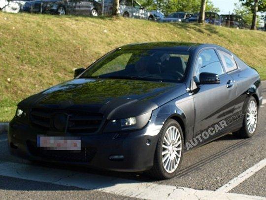 Mercedes produira une C63 AMG Coupé